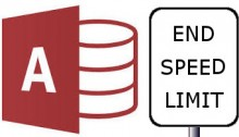Speed Hints and Tips for Microsoft Access