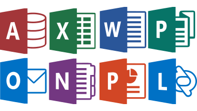 Microsoft Office Training for Word Excel Outlook Powerpoint Publisher Onenote Access