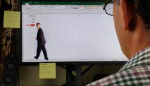 Making Of Excel Bug Video